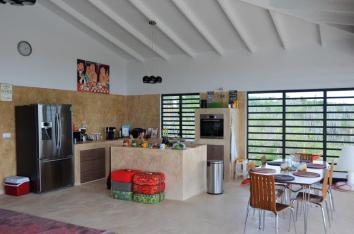 Villa Vincent Bonaire Kitchen 2