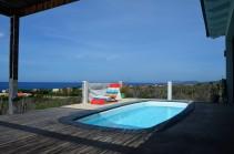 Villa Vincent Bonaire Swimming Pool View