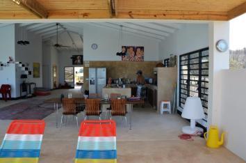 Villa Vincent Kitchen Area